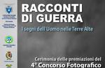 Consegna trofeo del 4°concorso fotografico dedicato a Mario Rigoni Stern - Asiago, 27 dicembre 2017