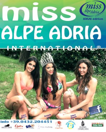 Miss Alpe Adria Internation 2014