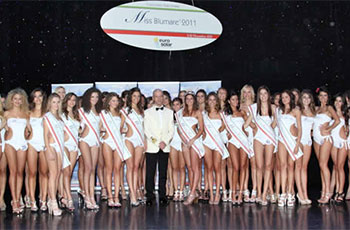 Miss Blumare 2012 ad Asiago