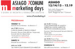 ASIAGO 7 COMUNI MARKETING DAYS - Asiago - Dal 13 al 15 dicembre 2019