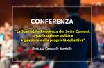 """Konferenz """"die Regierung der sieben Gemeinden: politische Organisation und Verwaltung von kollektiven Eigentums"""" Asiago-20 April 2019"""
