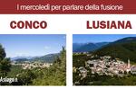 """Informationen treffen """"LUSIANA CONCO: in Richtung FUSION"""" am 28. November Conco-2018"""