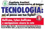 """Tagungen und Workshops """"Technologie, SIE halten sich mit deinem Sohn?"""" in Asiago"""