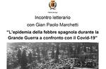Incontro letterario con Gian Paolo Marchetti ad Asiago - 9 agosto 2020