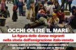 """""""Augen jenseits des Meeres"""" - Literarisches Treffen mit Giorgia Miazzo im Museum Die Gefängnisse von Asiago - 1. August 2020"""