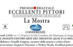 """Conferenza """"Arte del Passato e Arte del Presente. Qual è la migliore?"""" con C.Langone ad Asiago - 13 agosto 2019"""