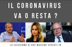 """Geht oder bleibt Coronavirus? - Treffen mit den Virologen Andrea Crisanti und Massimo Galli in Asiago - 25. Juli 2020"