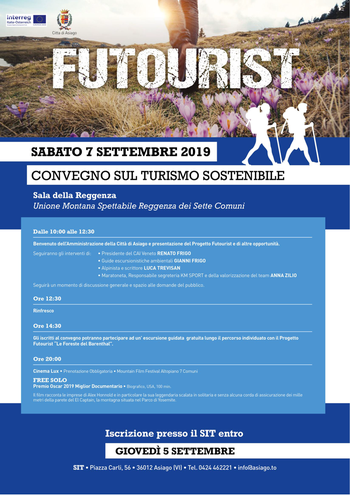 Programma educational tour Futourist 2019