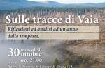 """""""SULLE TRACCE DI VAIA"""" - Incontro con Mauro Corona, Matteo Righetto e Gianbattista Rigoni a Canove - 30 ottobre 2019"""