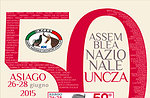 50. UNCZA der National Assembly Millepini, Asiago Hochebene 26/Jun 28