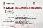 """Der große Krieg Konferenz """"Biographie von einem Land-Krieg"""" in Asiago"""