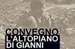 Konferenz der Hochebene von GIANNI, ich erinnere mich Gianni Pieropan, 14-15 Jun
