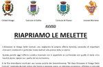 """Presentazione del progetto """"Riapriamo le Melette"""", lunedì 28 AGOSTO 2017 alle ore 21.00 presso il Palazzo del Turismo Millepini di Asiago"""