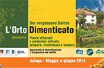 Seminario l'Orto Dimenticato, Asiago - Maggio e Giugno 2014
