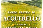 Praktikum in Aquarell mit Felice Feltracco Wasser Museum von Asiago, 4. und 5. August 2017
