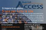 Corso di BodyTalk Access, Canove di Roana, domenica 26 giugno 2016