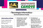 Grundlegende Technologie Computerkurs von 18 November Canove, Asiago Hochebene
