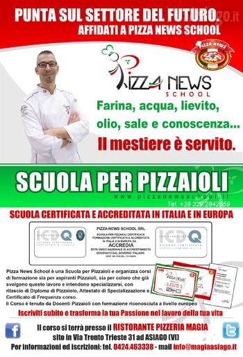 corso per pizzaioli ad asiago pizza news school