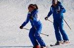 Skikurse für Kinder und Erwachsene und Klassen mit den Ski Schule Val Lärchen Ameise, vom 26. Dezember 2016, 8. Januar 2017