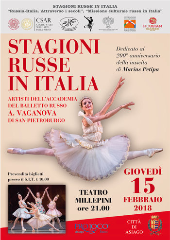 Balletto russo ad Asiago 2018