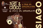 """""""KUNST & CIOCC. Die Tour des Chocolatiers """"Asiago-16-17-18 Februar 2018"""