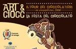 """""""KUNST & CIOCC. Die Tour der Schokoladehersteller """", 5-6-7 Februar 2016 Asiago"""