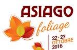 Asiago Laub 2016, Farben und Geschmacksrichtungen des Herbstes auf dem Plateau am 22.-23. Oktober
