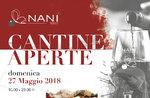 CANTINE APERTE - Giornata tra i vigneti della cantina Nani con degustazione di vini e prodotti tipici a Nanto - 27 maggio 2018