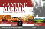 CANTINE APERTE - Degustazioni di vini e visita alle Cantine Nani - 26 maggio 2019