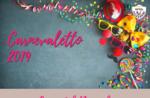 Carnevaletto 2019 - Cena del baccalà al ristorante Belvedere di Cesuna - 6 marzo 2019