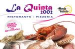 Al Ristorante La Quinta 2002 cena con menù fisso di frittura di pesce - venerdì 23 giugno 2017