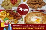 Servizio consegna a domicilio Pizza e Ristorante Magia Asiago per emergenza Coronavirus Covid19
