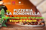 Verkostung Pizzen zum Conco bei PIZZERIA la RONDINELLA Löwenzahn-5 April 2019