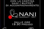 Degustazione vini Cantina NANI al Ristorante Pizzeria La Quinta 2002 - Altopiano di Asiago - 9 marzo 2018