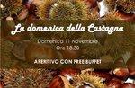 """Domenica della Castagna""-Frühstücksbuffet Aperitif an Baitina Asiago | 11. November 2018"
