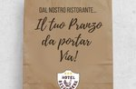 Mittagsbetreuung zum Mitnehmen oder Mittagessen im Restaurant Belvedere in Cesuna