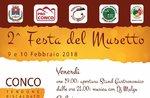 2 ^ Mariä hat er eine Conco-9. und 10. Februar Altopiano di Asiago-2018