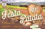 Festa della Patata di Rotzo 2017 - Altopiano di Asiago - Dall