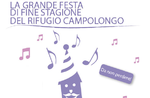 Großen Ende Saison Party in der Wallfahrtskirche 15. April 2017, CAMPOLONGO Rotzo