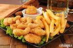 Cena con menu fisso a 13 euro con frittura di pesce al Ristorante La Quinta 2002, 30 giugno 2017