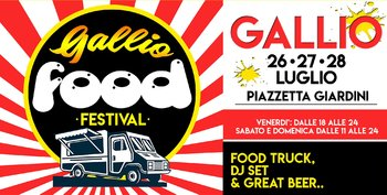 Gallio Food Festival 2019