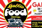 GALLIO FOOD FESTIVAL - Food Trucks, DJ Sets und Bier in Gallio - 26.-28. Juli 2019