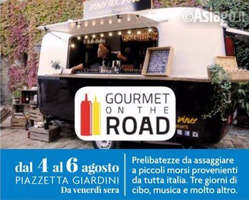 Gourmet on the road 2017