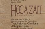 Cimbro Menu im Hotel Belvedere in Cesuna für Hoga Zait 2020 - 17.-19. Juli 2020