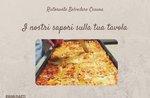 Takeaway service of the Restaurant Hotel Belvedere in Cesuna