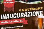 Einweihung des Pizzeria-Restaurants AL FORTINO mit neuem Management in Canove - 6. November 2019