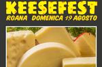 Keese Fest 2018 Käsefestival in Roana, Asiago Hochebene bis 19. August 2018