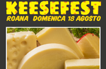 KEESE FEST 2019 - Käsefestival in Roana, Asiago Plateau - 18. August 2019