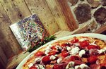 Abend mit Pizza bei Pizza Bar Wunderbar di Asiago-Freitag Juni 23, 2017