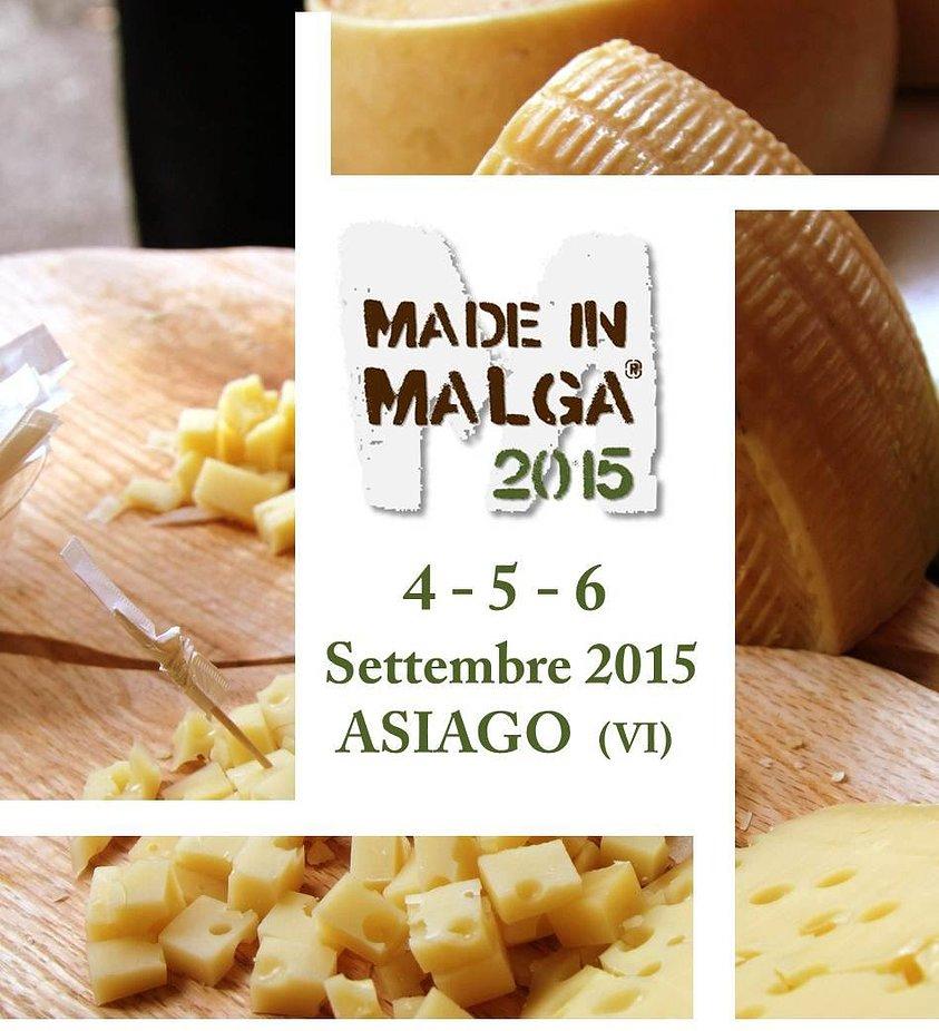 Made in malga 2015 asiago evento nazionale formaggi di for Baite ad asiago